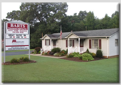 Insurance Agency Danville, Virginia